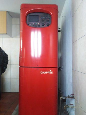 Caldeira CHAPPEE a Gasóleo c/cilindro e depósito 1000 L