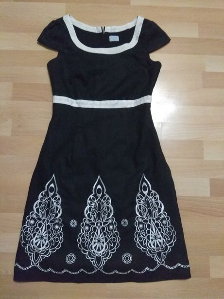 Oasis плаття лляне льон лен з вишивкою вишиванка