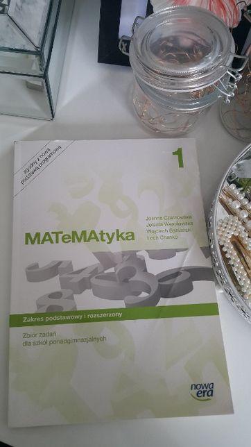 MATeMAtyka 1 Matematyka Nowa era zbiór zadań zakres podst i rozsz