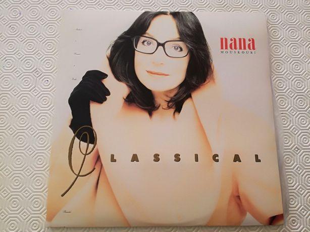 Nana Mouskouri - Classical ( Disco Vinil Duplo-1989)