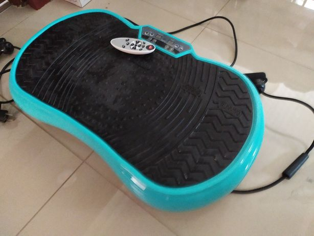 Platforma wibrująca - wspomaga odchudzanie wszystkich części ciała.