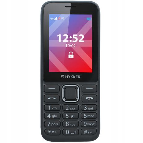 Telefon HYKKER Elegant II DUAL SIM 2,4' Nowy
