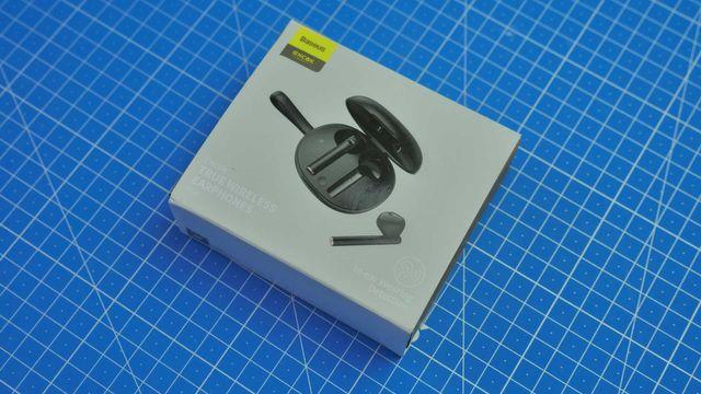 Наушники TWS Baseus Encok W05 (Чёрные)