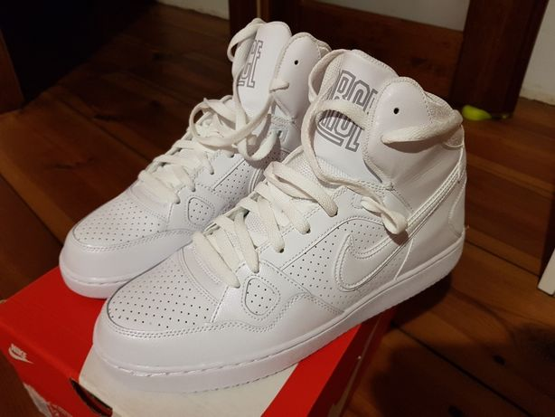 BUTY Sneakersy NIKE - Son Of ForcE MiD ROZMIAR  i 44,5
