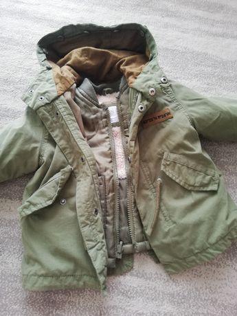 Parker+ casaco zara