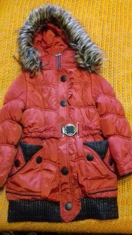 Зимове пальто...