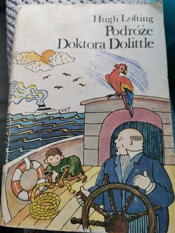 Hugh Lofting Podróże Doktora Dolittle 1986