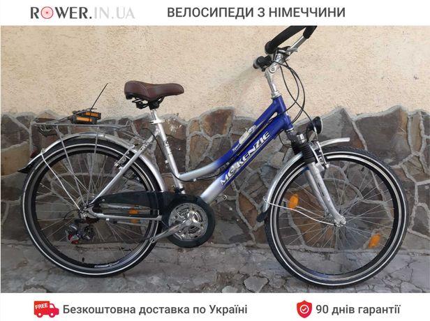 Дорожній велосипед дамка бу McKenzie Sport Line 26/Велосипеды дорожные