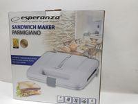 Opiekacz do kanapek Esperanza PARMIGIANO - Lombard Krosno Betleja