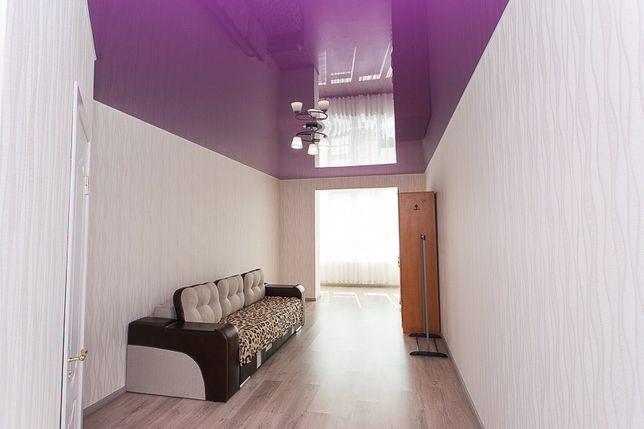 2-комнатная квартира посуточно в центре ул Харьковская жк Заречный