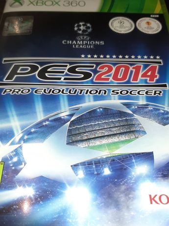 PES 2014 Xbox 360 ENG
