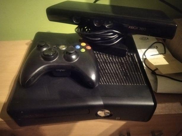 Xbox360 pad kinect 320gb