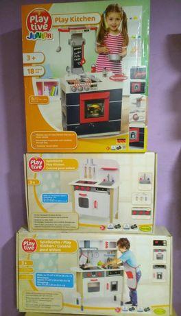 Большущая кухня Playtive 3 модели