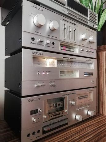 MARANTZ vintage tuner wzmacniacz gramofon deck