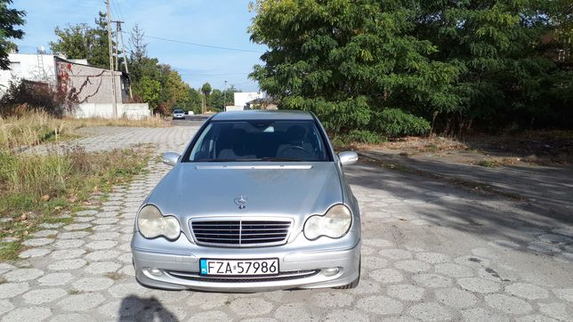 Mercedes w203 2,7cdi