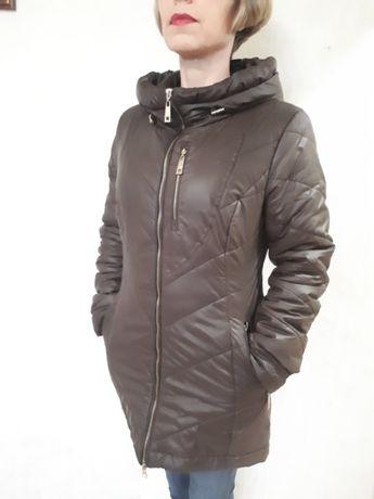 Куртка- пальто демисезонное р.36
