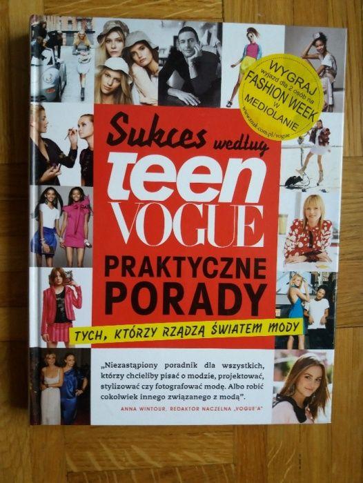 poradnik Sukces według Teen Vogue, praktyczne porady... Poznań - image 1
