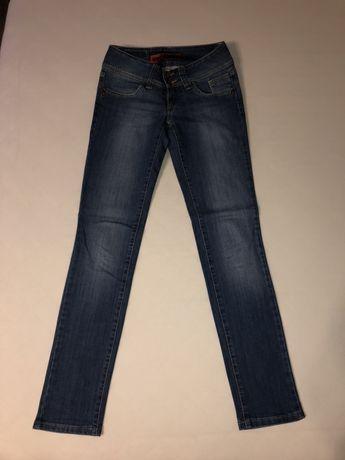 Spodnie jeans'owe roz. S
