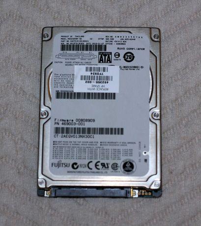 Disco rígido HP 320GB tipo portátil Fujitsu 2.5'' SATA / USB