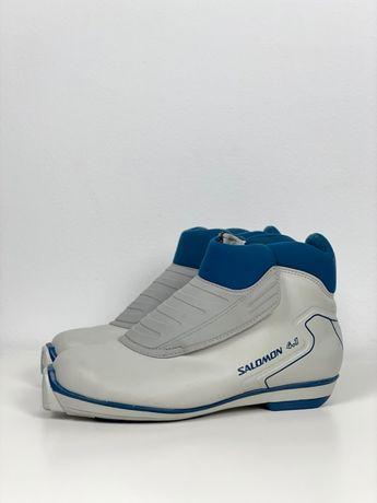 Лыжные ботинки Salomon 43 мужские лыжная обувь идеал