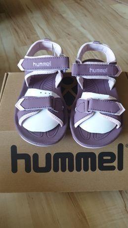 Sandałki sportowe Hummel nowe z metką