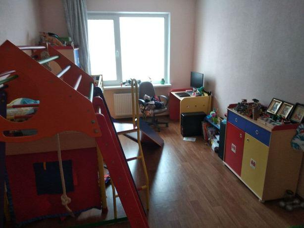 Детская комната CILEK(Кровать,стол,комод,шкаф,детская горка)