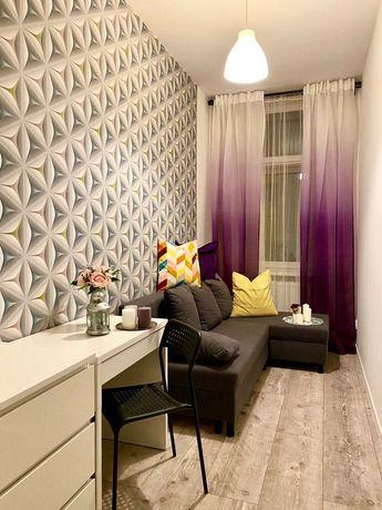 Pokój w 3 pok. mieszkaniu! OD ZARAZ! Duża kuchnia i łazienka INTERNET!
