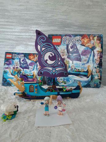 Lego Elves Statek Elfów 41073