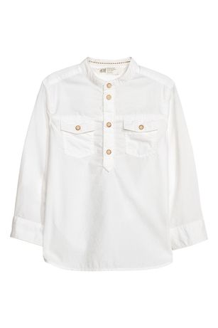 Рубашка, сорочка для хлопчика H&M