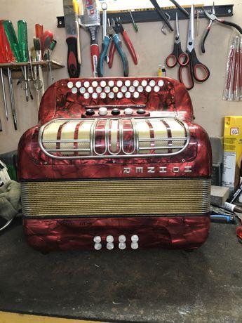 Vendo 4 concertinas