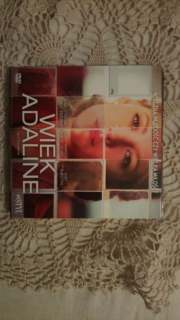Wiek Adaline film dvd filmy dvd