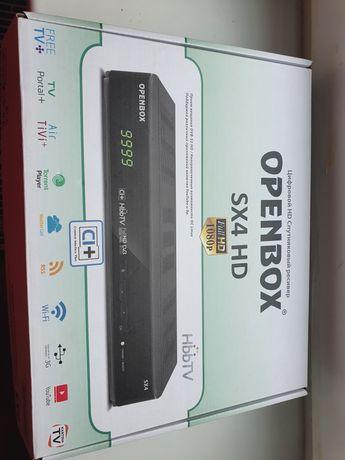 Продам спутниковый ресивер Openbox sx 4 HD