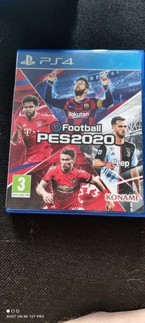 PES 2020 PS4 PlayStation 4 PS4 PL