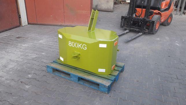 Obciaznik balast 500kg - 2000kg