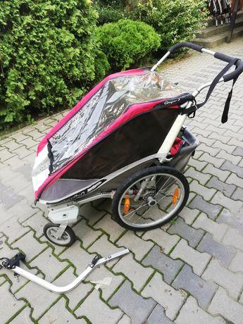 Przyczepka rowerowa Thule chariot cougar 2