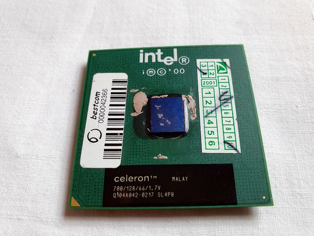 Procesor Intel Celeron SL4P8 700 MHz SOCKET 370