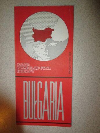 08 - mapy przeglądowe europy - 5 zł za 1 sztukę