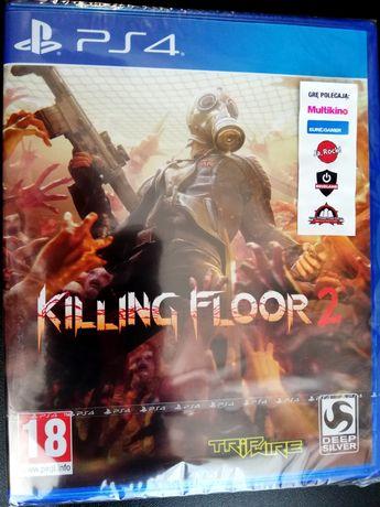 NOWA GRA KILLING FLOOR 2 PS4 Polska Dystrybucja PlayStation 5 WYSYŁAM