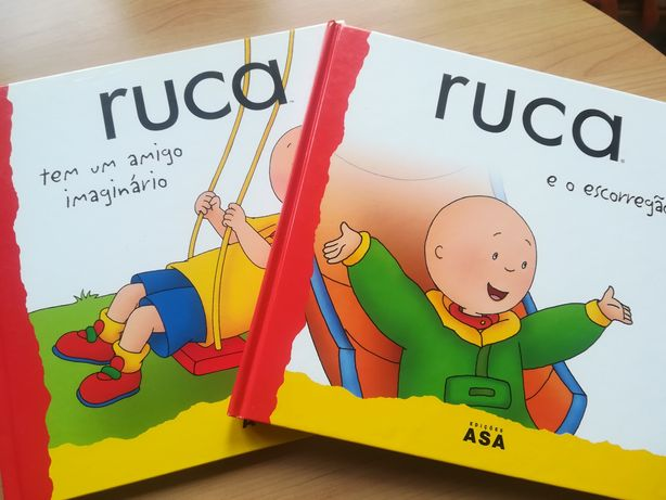 2 Livros do RUCA: nº6 e nº28