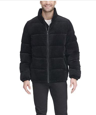 Куртка пуховик XL DKNY Tommy Hilfiger Calvin