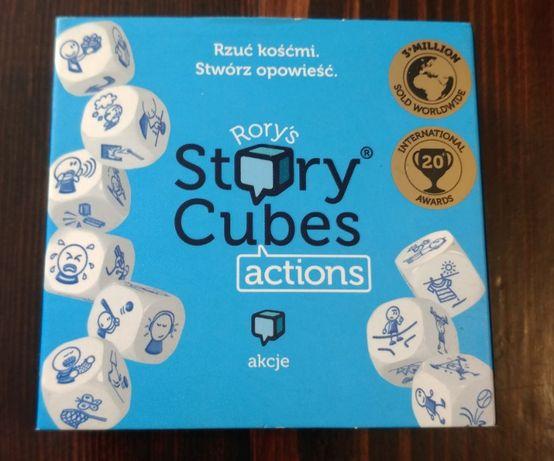 Story Cubes: Kości opowieści Akcje