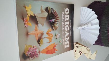 ORIGAMI – książka - zabawa dla dzieci, pomysł na prezent