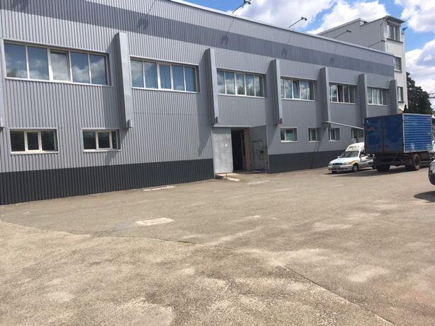 Срочно сдадим склад от 700 м.кв. на 600 палетомест в Дарницком р-н