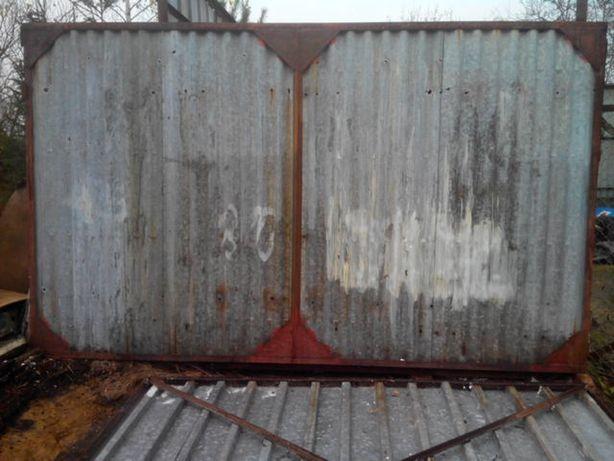 Brama garażowa szer 3,35 wys2m