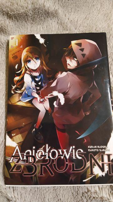Manga Aniolowie Zbrodni