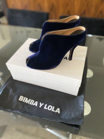 Sandalia / sapato Bimba y lola .