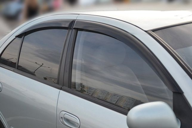 Дефлекторы окон Nissan Juke Leaf Note Qashqai Almera Ниссан ветровики