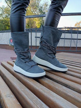Ботинки сапоги Ecco Primaloft hidromax 36,37,38,39,40,41