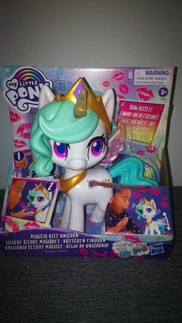 Интерактивная My Little Pony Волшебный поцелуй Принцесса Силестия