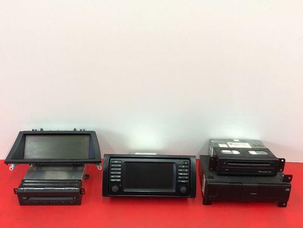 Блок CCC CIC MK4 BM54 BMW X5 E53 E70 E60 Монитор БМВ Х5 Е53 Е70 Е60